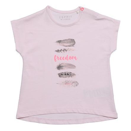 ESPRIT T-Shirt Flechette pink