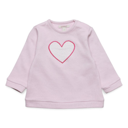 ESPRIT Sweatshirt Facette light pink