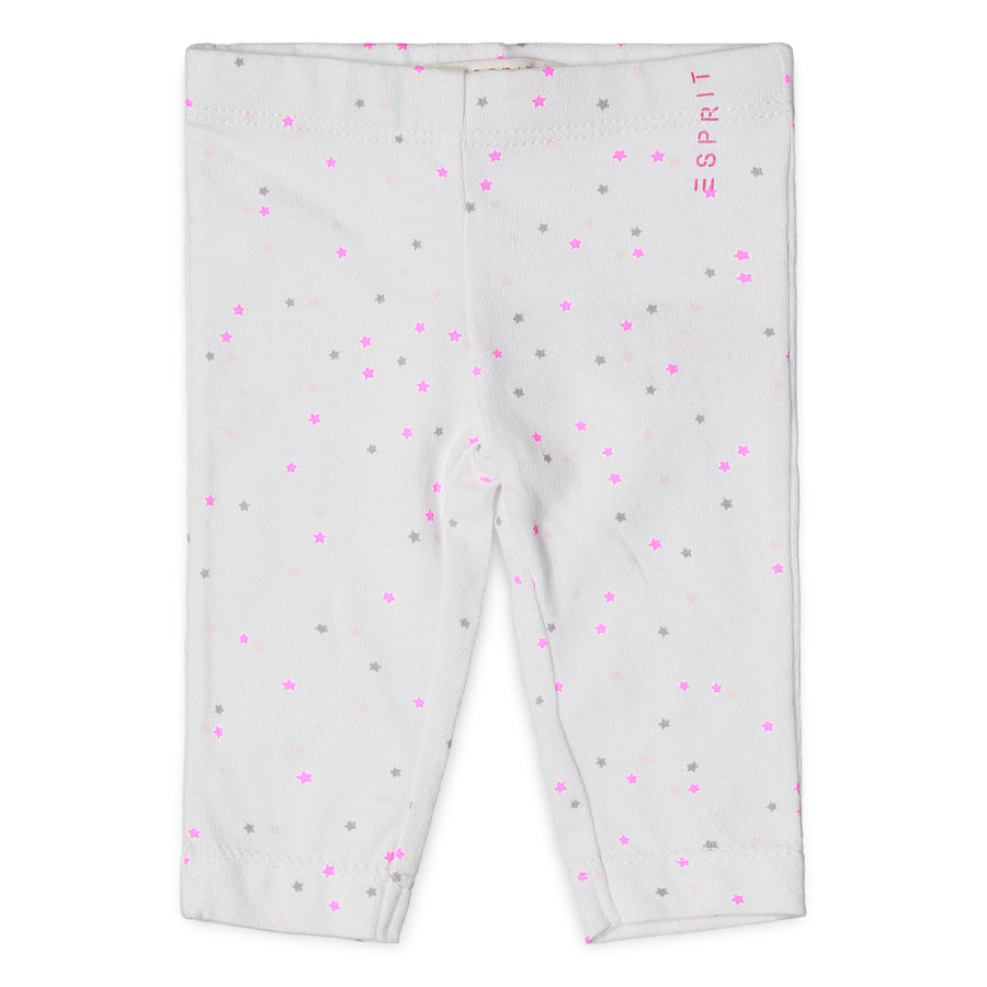 ESPRIT Girls Leggings white