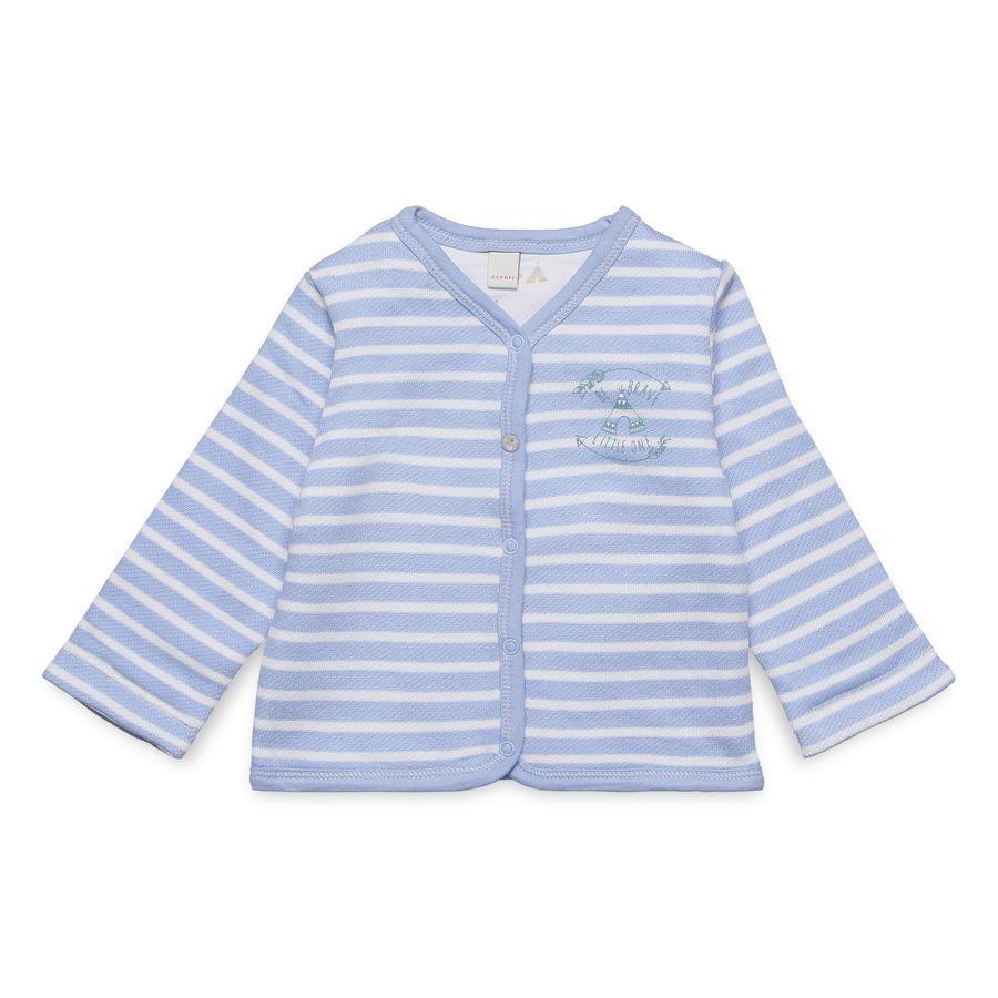 ESPRIT Cardigan pastel blue