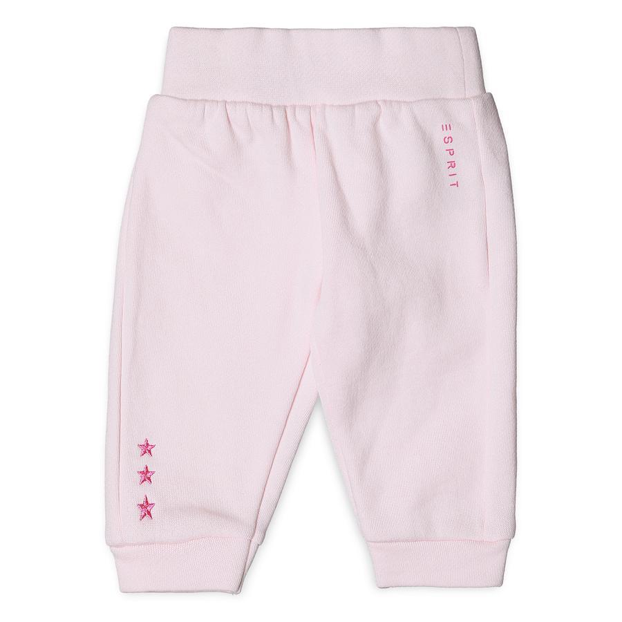 ESPRIT Pantalon de survêtement rose pastel