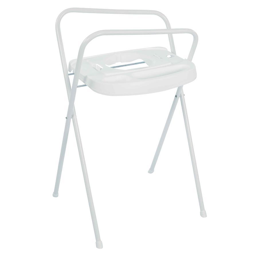 bébé-jou® Wannenständer Click Confetti Party  103 cm in weiß