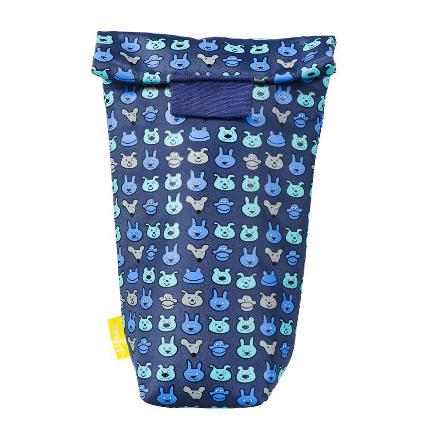 difrax Isoliertasche für Babyflaschen blau