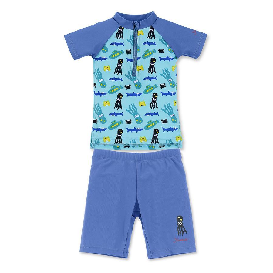 Sterntaler Boys UV-Badeanzug 2-tlg. aquamarine