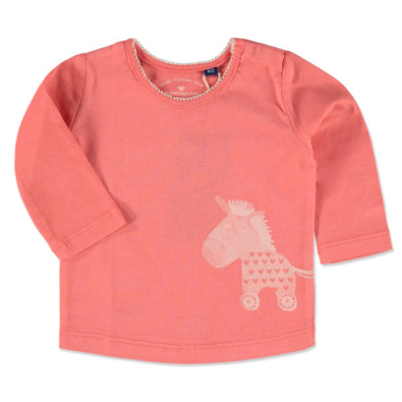 TOM TAILOR Girls T-Shirt blazing coral