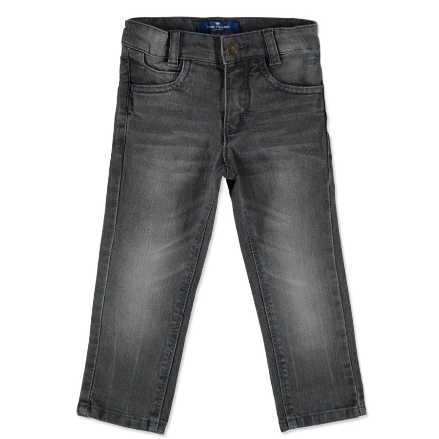 TOM TAILOR Boys Jeans stretch grey denim