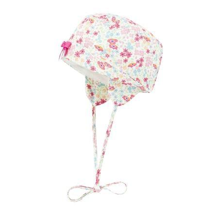 Döll Girl s chapeau fleurs fuchsia rose fuchsia