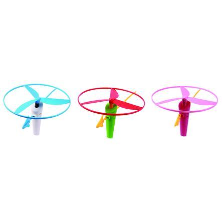LENA Juguete volador 2 rotores