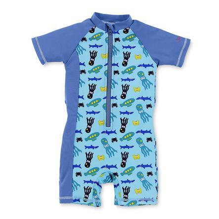 Sterntaler Boys UV-Schwimmanzug aquamarine