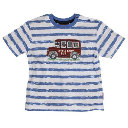 SALT AND PEPPER Boys T-Shirt Ringel malibu blue