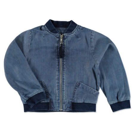 JETTE by STACCATO Girl s Blouson jeans bleu
