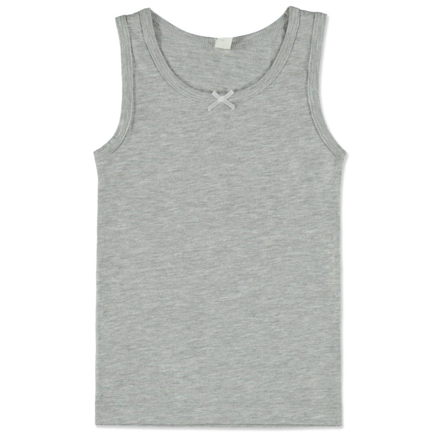 STACCATO Girls Top light grey melange
