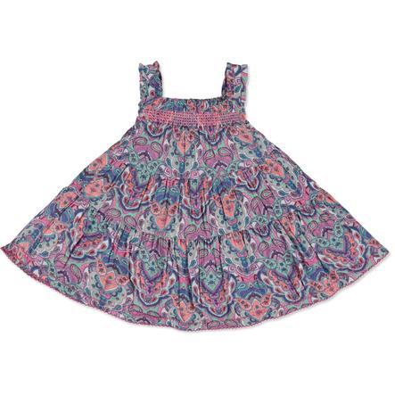 STACCATO Girl robe cachemire rose de l'artiste