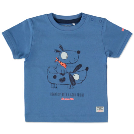 STACCATO Boys T-Shirt mid blue