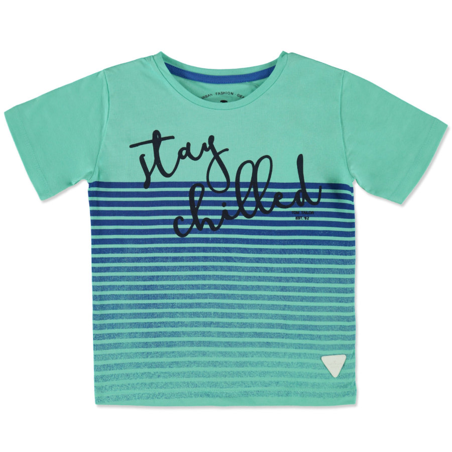 TOM TAILOR Boys T-Shirt vivid mint