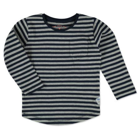 TOM TAILOR Boys Langarmshirt real navy blue
