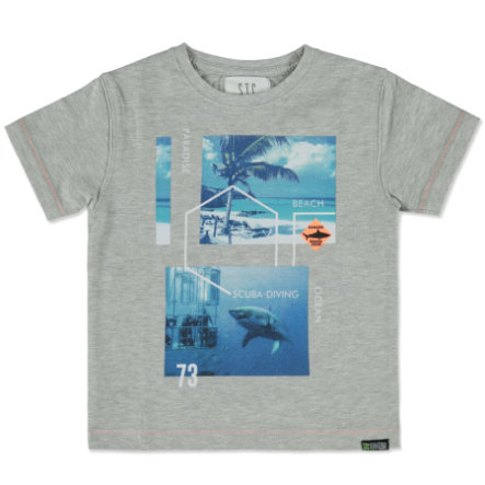 STACCATO Boys T-Shirt grey melange