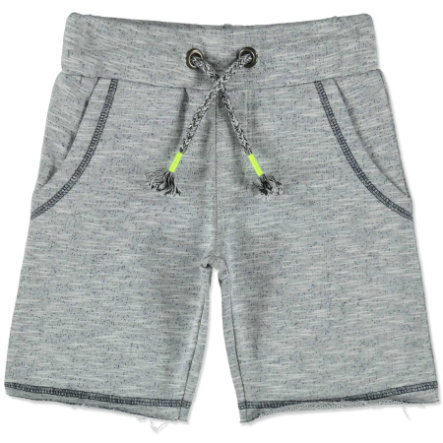 STACCATO Boys Sweatbermudas grey melange structure