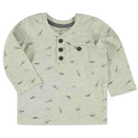 TOM TAILOR Boys Shirt hot sand melange