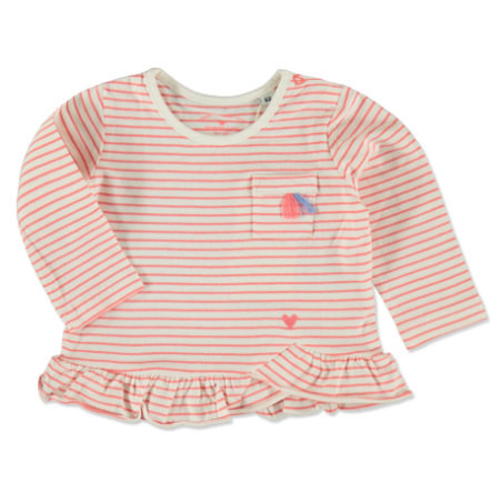 TOM TAILOR Girls Shirt blazing coral