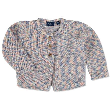 TOM TAILOR Girl s cardigan soft helder wit