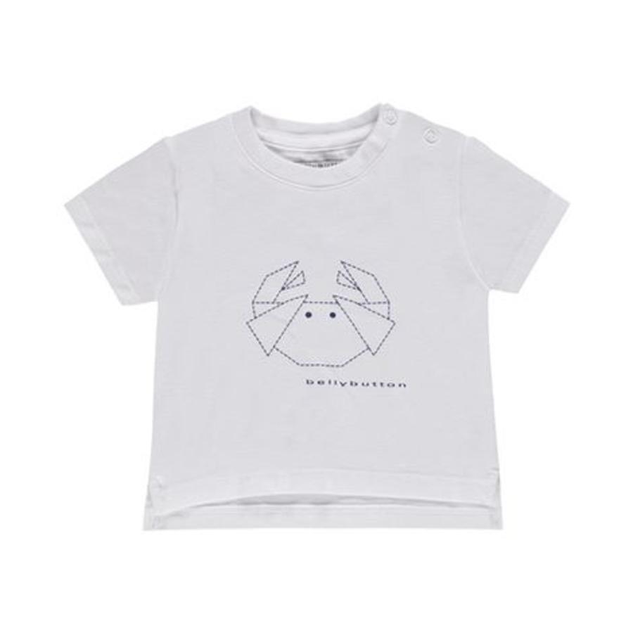 bellybutton Boys T-Shirt blanc brillant