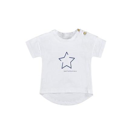 bellybutton Flickor t-shirt b höger vit