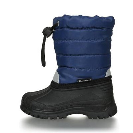 Playshoes Winter-Bootie marine