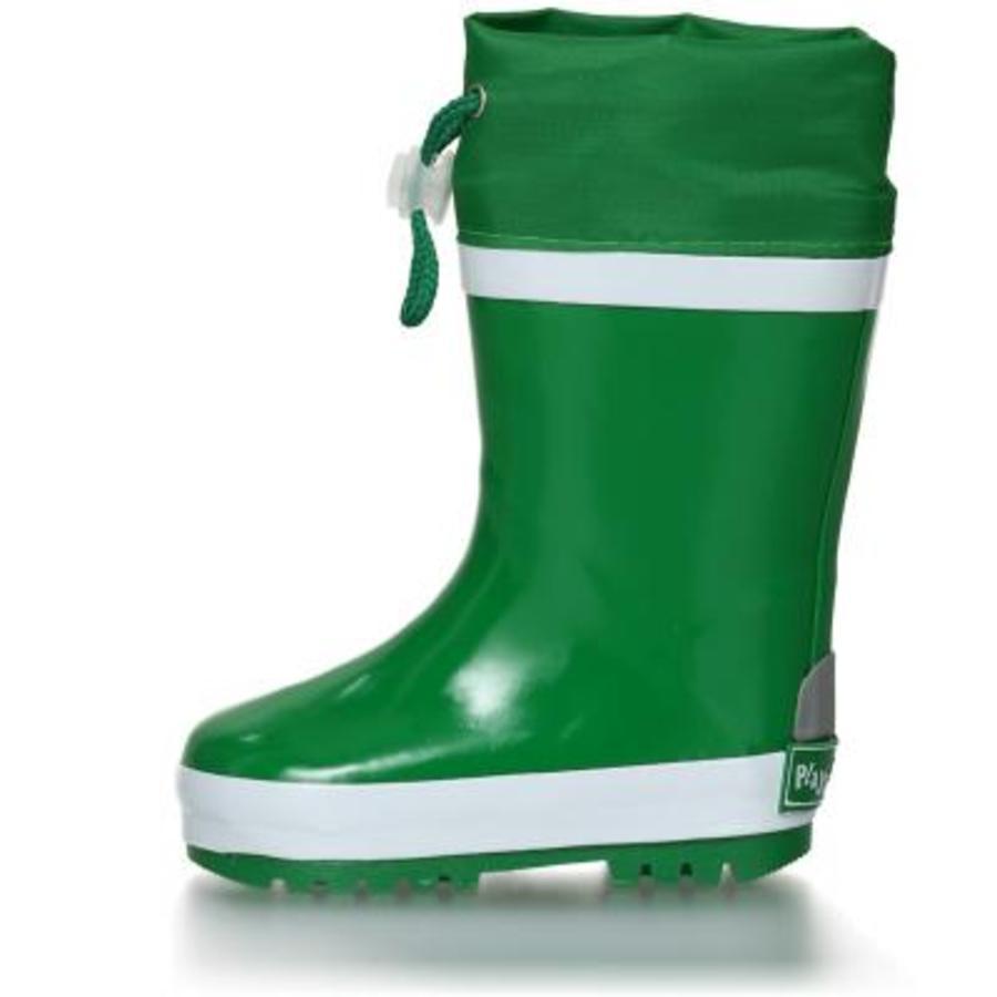 Playshoes Kalosze ocieplane, zielony