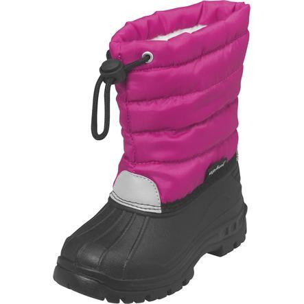 Playshoes Winter Boatie vaaleanpunainen