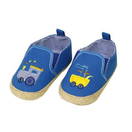 maximo Boys Buty pełzające buty kolejowe oltremare/ citrus