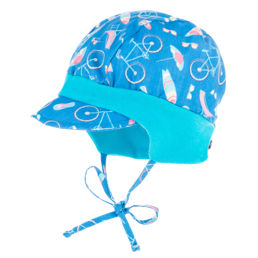 maximo Boys Schermkap Jersey gletsjer gletsjer blauw-baltisch