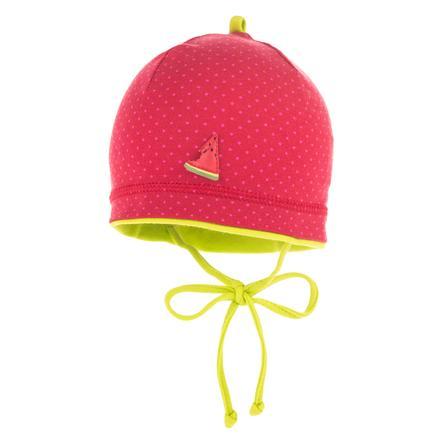 maximo Girls Mütze Jersey Punkte richelieu-pink
