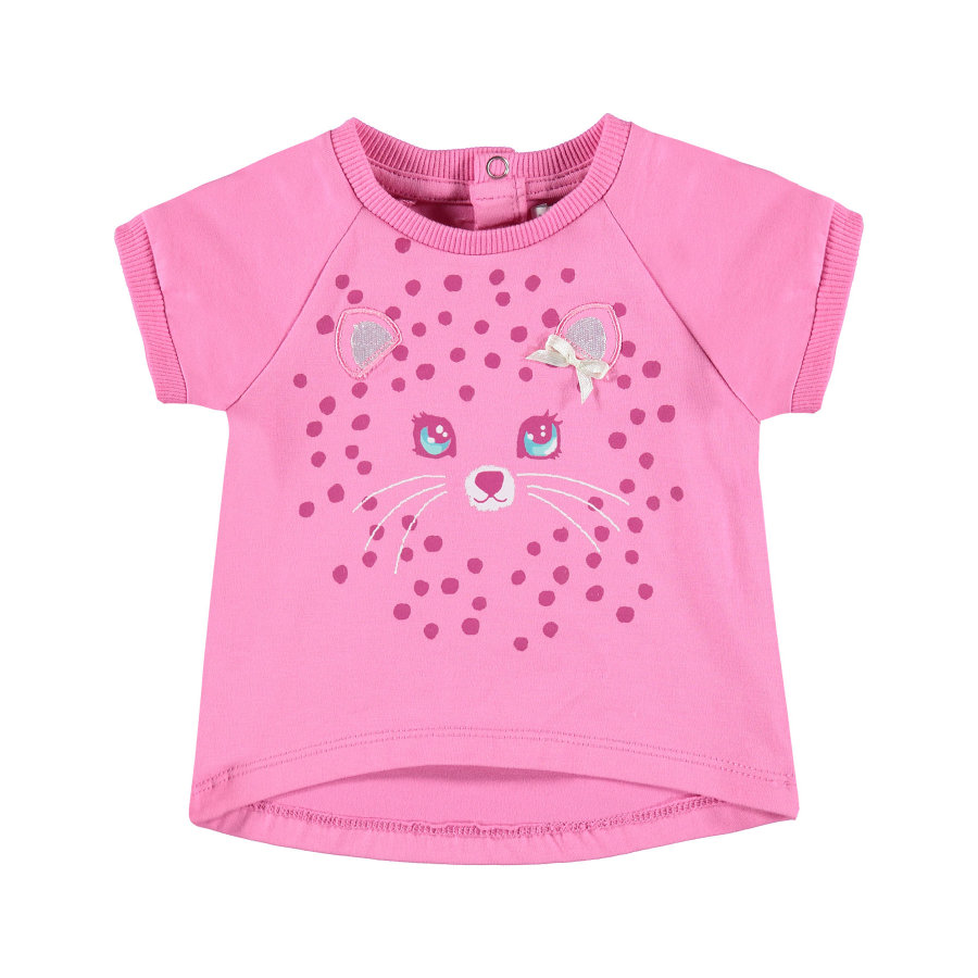 KANZ Girls T-Shirt cat aurora pink
