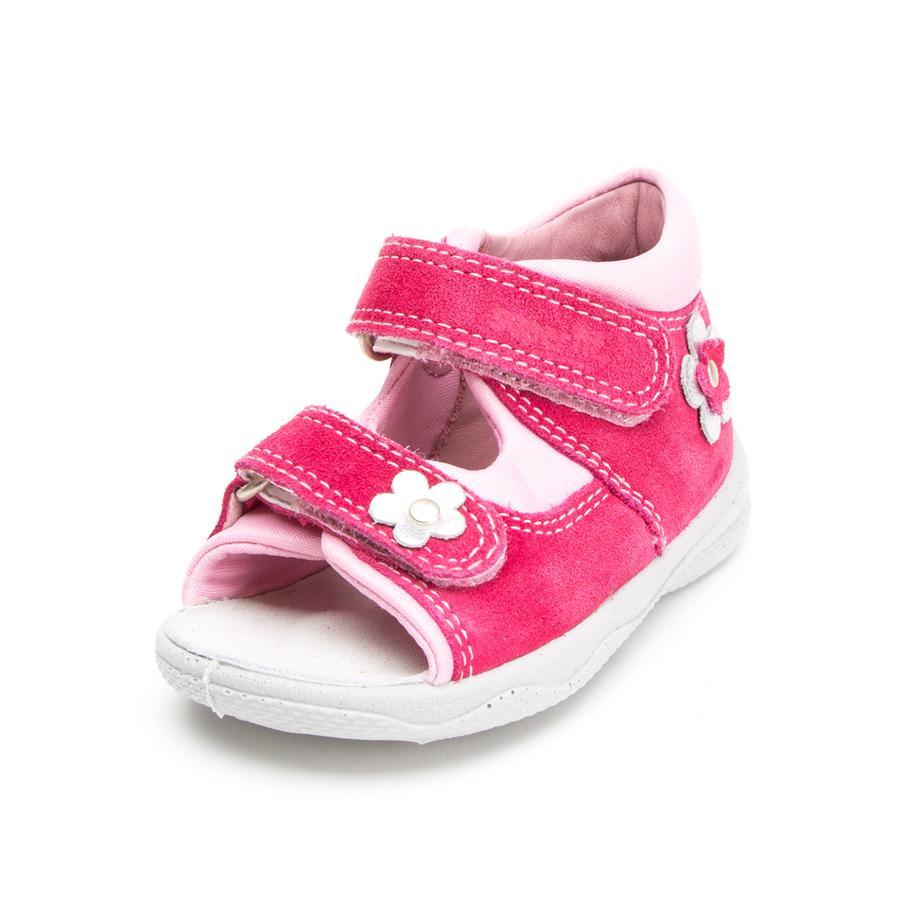 superfit Girls Sandale Polly pink kombi (mittel)