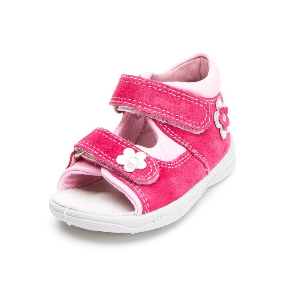 superfit Girls Sandały Polly pink kombi (średnie)