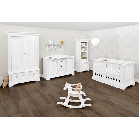 Pinolino Chambre d'enfant Emilia, armoire 2 portes extra large