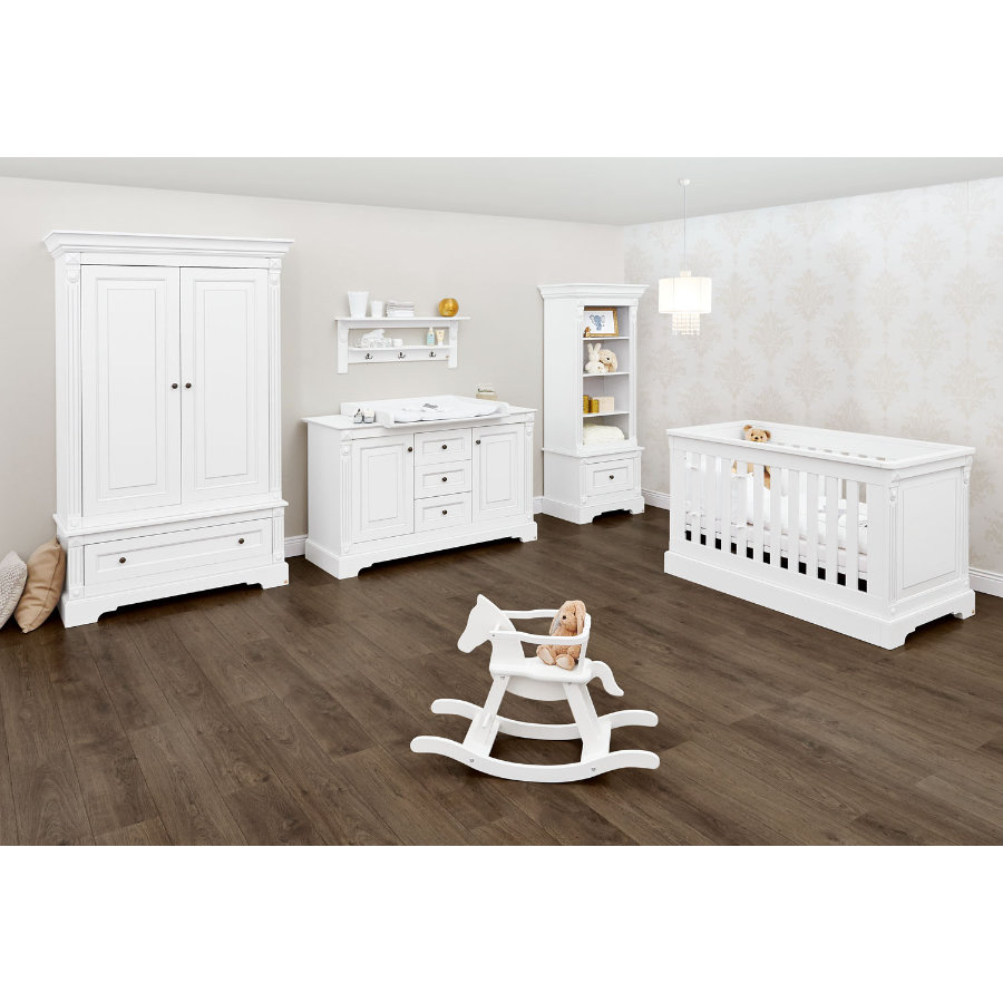 Pinolino Dormitorio infantil Emilia 2 puertas extra ancho