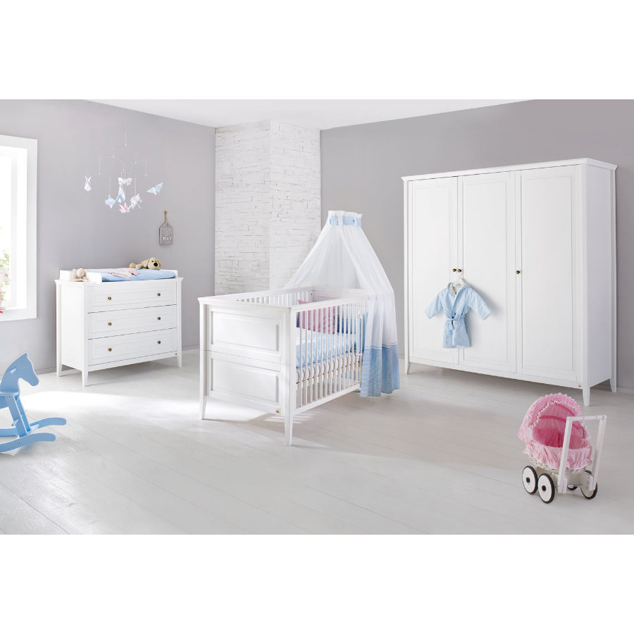 Pinolino Kinderkamer Smilla 3-deurs