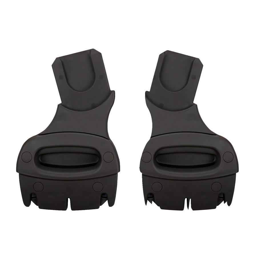 Knorr-Baby Autostoel-Adapter New Easy Click voor Maxi-Cosi, Cybex en Kiddy