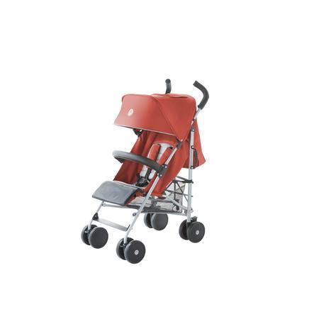knorr-baby Silla de paseo Volkswagen Compact rojo