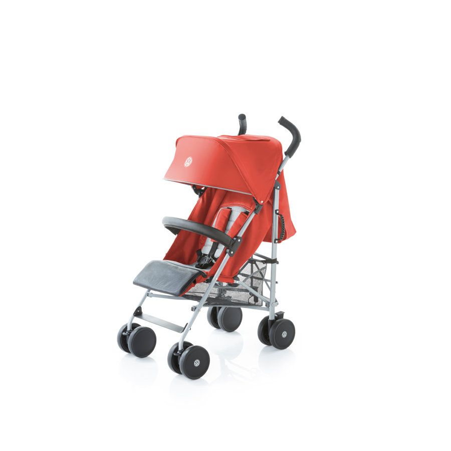 knorr-baby Buggy Volkswagen Compact rot