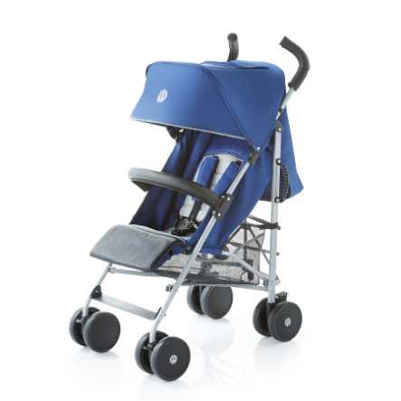 knorr-baby Poussette-canne Volkswagen Compact, bleu