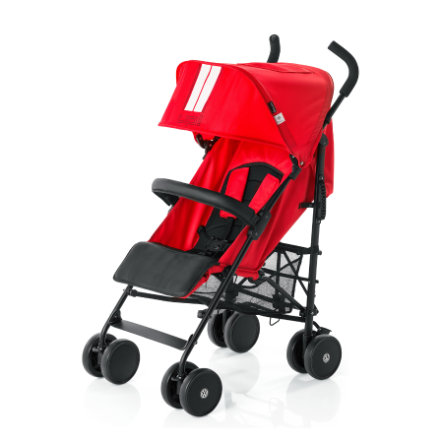 "knorr-baby Buggy Volkswagen ""UP!"" rood"