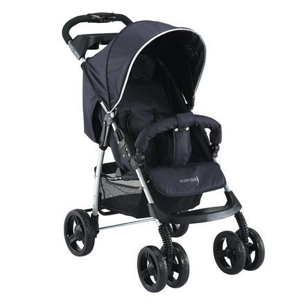 knorr baby v easy fold matkarattaat happy colour musta. Black Bedroom Furniture Sets. Home Design Ideas