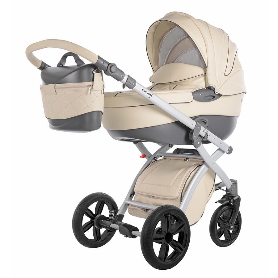 knorr-baby Kinderwagen Alive Pure ecru