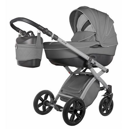knorr-baby Barnevogn Alive Pure grå