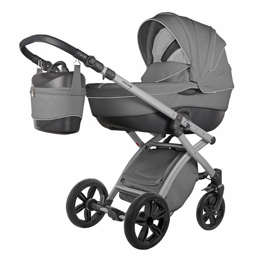 knorr-baby Kinderwagen Alive Pure grijs