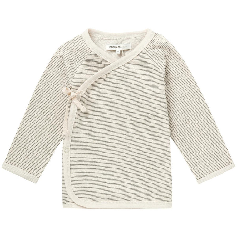 noppies Newborn Longsleeve Dustin grau