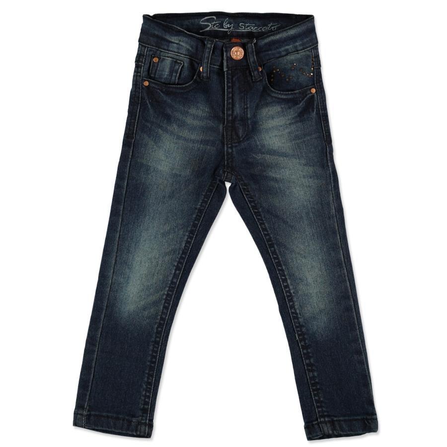 STACCATO Girl s Skinny Jeans jean bleu denim